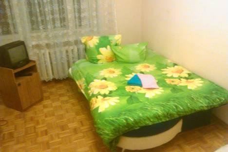 Сдается 1-комнатная квартира посуточнов Нечкино, ул. Пролетарская, 112.
