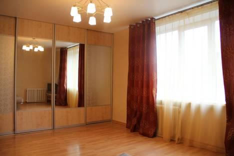 Сдается 1-комнатная квартира посуточно в Петрозаводске, Володарского, 47.