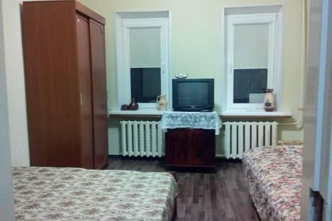 Сдается 2-комнатная квартира посуточно в Железноводске, ул. Ленина, дом 46.