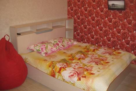 Сдается 1-комнатная квартира посуточно, Гагарина, 58.