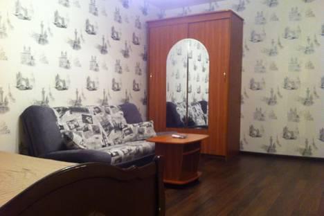 Сдается 1-комнатная квартира посуточнов Уфе, Ветошникова 131.