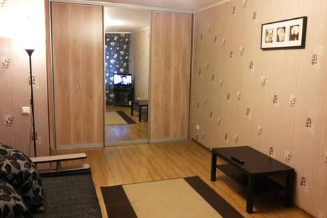 Сдается 1-комнатная квартира посуточнов Уфе, ул. Степана Злобина, 38/2.