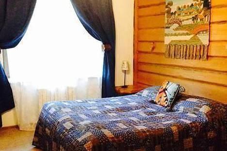 Сдается 1-комнатная квартира посуточно в Красной Поляне, пер.Защитников Кавказа, 45.