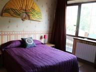 Сдается посуточно 1-комнатная квартира в Красной Поляне. 0 м кв. пер.Защитников Кавказа, 45