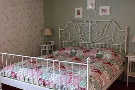 Сдается 2-комнатная квартира посуточно в Красной Поляне, пер.Защитников Кавказа, 45.