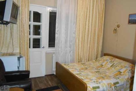 """Сдается 1-комнатная квартира посуточно в Красной Поляне, Заповедная 94""""Б""""."""