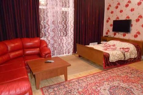 """Сдается 2-комнатная квартира посуточнов Красной Поляне, Заповедная 94""""Б""""."""