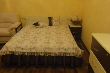 Сдается 1-комнатная квартира посуточно в Красной Поляне, ул. Ачишховская 1.