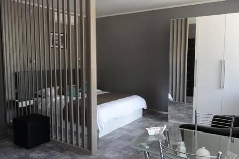 Сдается 1-комнатная квартира посуточнов Красной Поляне, ул. Турчинского, 64.