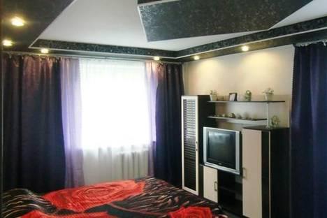 Сдается 1-комнатная квартира посуточно, Российская улица, 32.