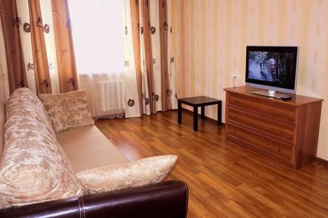 Сдается 2-комнатная квартира посуточно, проспект Ленина, 48.