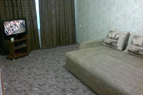 Сдается 1-комнатная квартира посуточно в Волжском, проспект им Ленина, 91.