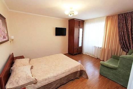 Сдается 1-комнатная квартира посуточнов Приморском, ул. Федько, 20.