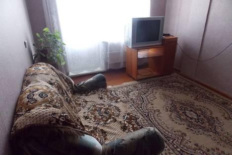Сдается 1-комнатная квартира посуточнов Лесосибирске, 4 мкр-он д 4.