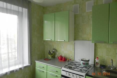 Сдается 2-комнатная квартира посуточно в Чайковском, ул. Гагарина, 25.