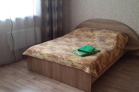 Сдается 1-комнатная квартира посуточно в Абакане, Кирова 107к1.