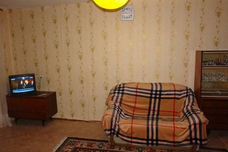 Сдается 2-комнатная квартира посуточнов Кургане, ул. Рихарда Зорге, 52.