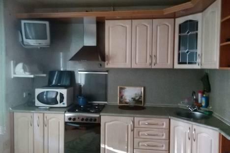 Сдается 3-комнатная квартира посуточно в Борисове, трусова 36.