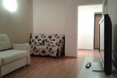Сдается 1-комнатная квартира посуточно в Казани, ул. Сибгата Хакима, 35.
