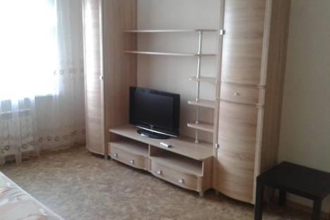 Сдается 1-комнатная квартира посуточнов Казани, ул. Адоратского, 4а.