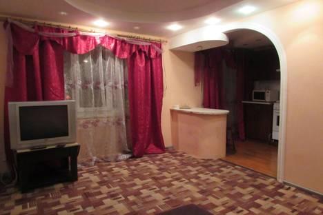 Сдается 1-комнатная квартира посуточнов Уфе, Проспект Октября 60.
