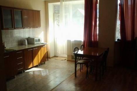 Сдается 1-комнатная квартира посуточнов Красной Поляне, Эсто-садок Березовая ,66.
