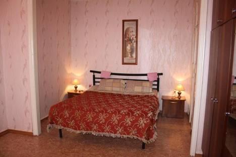 Сдается 1-комнатная квартира посуточнов Зеленой поляне, Магнитогорск, Октябрьская ул. 15.