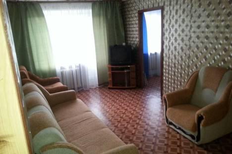 Сдается 2-комнатная квартира посуточно в Муроме, ул. Губкина, 1А.