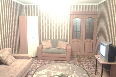 Сдается 1-комнатная квартира посуточнов Тюмени, 50 лет октября 33а.