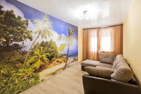 Сдается 3-комнатная квартира посуточно, пр. Ленина 73.