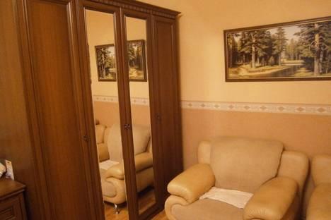 Сдается 1-комнатная квартира посуточнов Железноводске, чапаева 6.