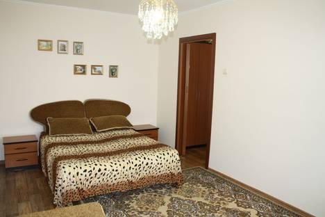 Сдается 2-комнатная квартира посуточнов Сургуте, ул. Лермонтова,  5/2.