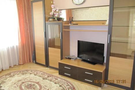 Сдается 3-комнатная квартира посуточнов Витязеве, ул. Крымская, д.179.