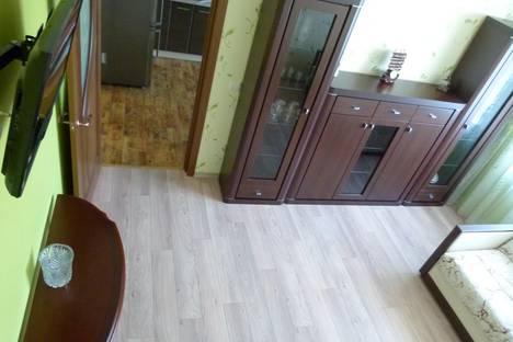 Сдается 1-комнатная квартира посуточнов Пионерском, ул. Окружная, 2а.