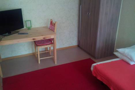 Сдается 1-комнатная квартира посуточно, Гоголя, 19а.