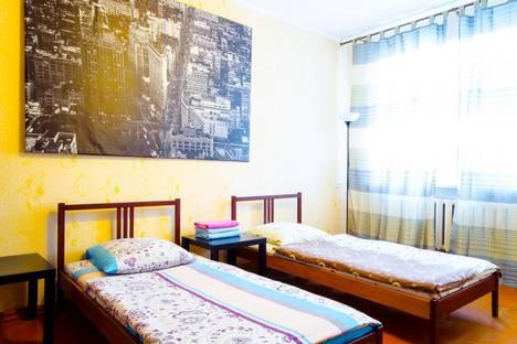 Сдается 1-комнатная квартира посуточно, Б. Октябрьская д. 67.