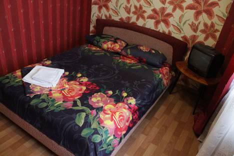 Сдается 2-комнатная квартира посуточно в Вологде, ул. Предтеченская, 45.