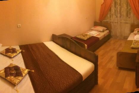 Сдается 2-комнатная квартира посуточнов Вологде, ул. Гончарная, 8.