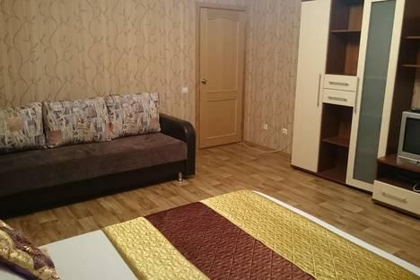 Сдается 1-комнатная квартира посуточнов Вологде, ул. Гагарина, 1б.
