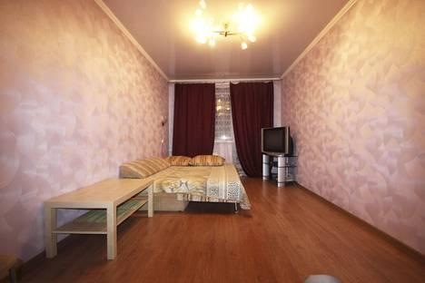 Сдается 1-комнатная квартира посуточнов Абакане, ул. Щетинкина,  23.