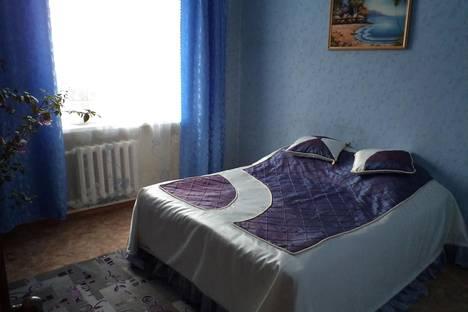 Сдается 2-комнатная квартира посуточно в Прокопьевске, Ноградская 13.