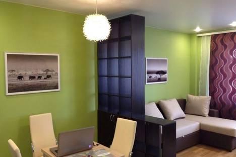Сдается 1-комнатная квартира посуточнов Екатеринбурге, ул. Сурикова, 55.