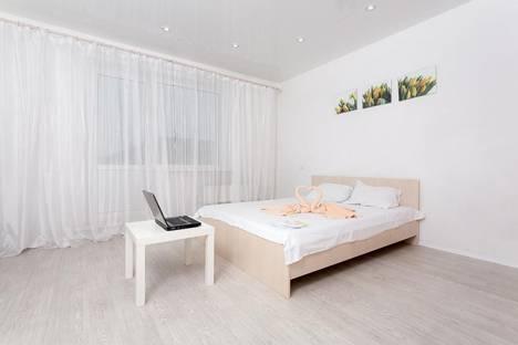 Сдается 1-комнатная квартира посуточнов Красноярске, ул. Взлетная, 12.