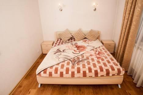 Сдается 2-комнатная квартира посуточно в Красноярске, ул. 78 Добровольческой бригады, 4.