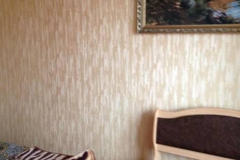 Сдается 1-комнатная квартира посуточно в Новочеркасске, ул. Крылова, 3.