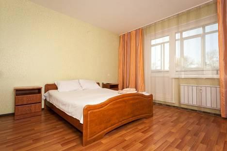 Сдается 1-комнатная квартира посуточно в Красноярске, ул. 3 Августа, 20а.