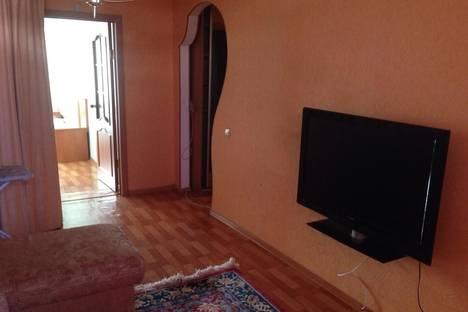 Сдается 2-комнатная квартира посуточно в Южно-Сахалинске, ул.Поповича 25.
