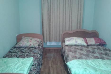 Сдается 2-комнатная квартира посуточно в Улан-Удэ, ул. Смолина, 54Б.