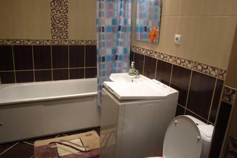 Сдается 1-комнатная квартира посуточно в Зеленоградске, ул. Окружная, 2а.
