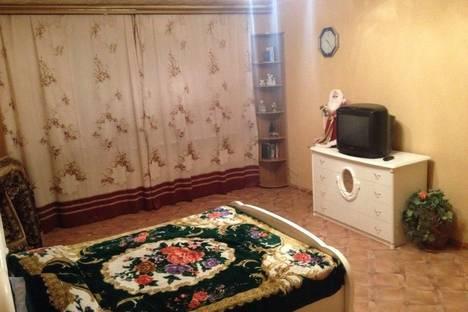 Сдается 1-комнатная квартира посуточнов Усинске, ул. Воркутинская, 9.